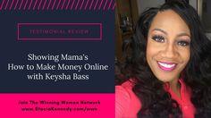 Keysha Bass and Winning Women Network Mastermind Review