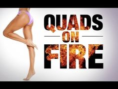 Are you ready for bulgarian split squat box jumps? 4 Minute Thigh Workout - Quads On Fire Quad Exercises, Thigh Exercises, Lifting Motivation, Fitness Motivation, Best Leg Workout, Workout Abs, Leg Warm Up, Buns Of Steel, Body Building Men