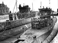 Type VIIC & U-Tanker