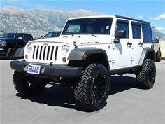 ✔ Jeep Wrangler Rubicon Unlimited 4x4 Hardtop Custom Lift Wheels Tires Low Miles   eBay