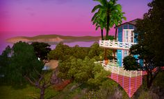 My 3 top favorite Sims games: Sims 3 Island Paradise