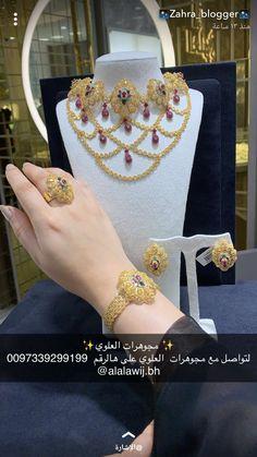 Jewelry Design Earrings, Fashion Jewelry Necklaces, Leaf Jewelry, Boho Jewelry, Gold Earrings, Jewelry Box, Gold Bangles Design, Gold Jewellery Design, Dubai Gold Bangles