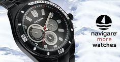 """""""BİR YAŞAMDIR"""" Spor, dinamik ve farklı çizgileriyle stil severlerin tercihi olan Navigare saatler ve dünyaca ünlü birçok marka Netvarium üyelerine çok özel fiyatlarla!"""
