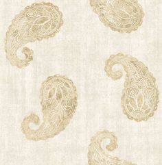 Fabulous cream traditional wallpaper indoor wallcovering by Brewster. Item 2671-22417. Lowest prices and free shipping on Brewster products. Search thousands of designer walllpapers. Sold by the roll.