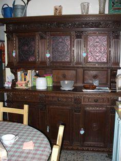 my 1900's kitchen