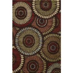 Christopher Knight Home Charlestown Mylo Multi Area Rug (7'10 x 9'10)