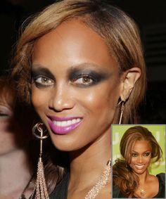 7 Celeb Beauty Blunders that You Must Avoid #beauty blunders