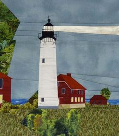 AuSable Point, MI ... by kkquilter12 | Quilting Pattern