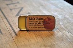 Risk Balm