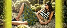 Sheila Marquez x Stradivarius Summer 2014 Tribal Fashion, Uk Fashion, Fast Fashion, I Love Fashion, Trendy Fashion, Fashion Outfits, Moda Tribal, Spring Summer Fashion, Autumn Fashion