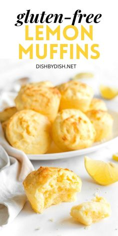 Dairy Free Recipes For Kids, Egg Free Recipes, Gluten Free Recipes For Breakfast, Gluten Free Muffins, Healthy Muffins, Vegan Brunch Recipes, High Protein Vegetarian Recipes, Dessert Recipes, Desserts