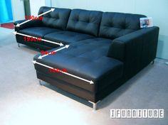 small l couch | More information about Small L Shaped Sofas on the site…