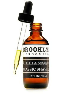 Brooklyn Grooming - Williamsburg Shaving Oil