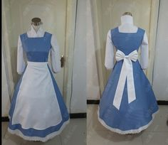Cheap dress bloomers, Buy Quality dress batik directly from China dresses for broad shoulders Suppliers: Kuroshitsuji Black Butler Book of Circus Doll Cosplay Costume Doll White SkirtUS $ 115.99/pieceNew Adult Princess Belle