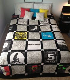 I want to make a quilt like this sooooo badly!!!