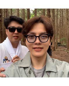 Jin Goo, Joo Won, Body Photography, House On Wheels, Eyes, Glasses, Instagram, Baby, Eyewear