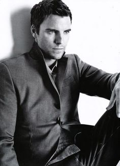 Colin Egglesfield - Perfection.