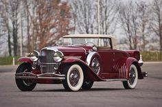 1929. Duesenberg Convertible Coupe SWB Murphy.
