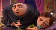 Despicable Me 2 reminds us that Dads will indeed be dads!