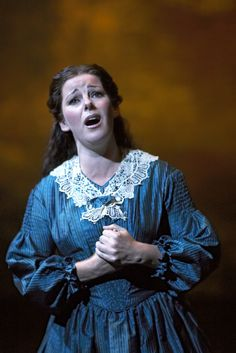 The Woman in White, 2005 London Cast - Ruthie Henshall as Marian Halcombe