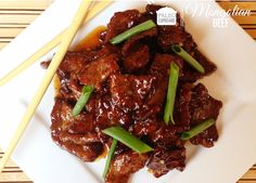 Mongolian Beef | Paleo Recipes | Paleo Cupboard