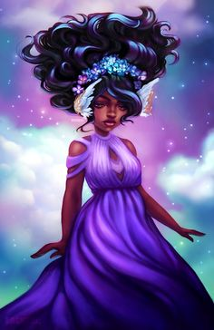 Portfolio   Facebook   Instagram   Tumblr Print Available SOCIETY6 A special illustration done for a showcase. She's been confused with Garnet, but believe me she's not. Possibly the last full illu...