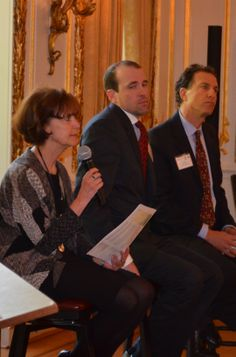 Terry Cook with the University of Maryland Baltimore County speaks during the Contractors/Architect Round table event in May at the Engineers Club. Terry was part of a panel of owners and developers who spoke to best practices among public and private construction buyers.
