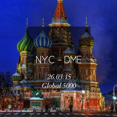 ✈️ Fly from New York to Moscow via private jet on the 26th March in a Global 5000 Jet. Our private jet offers are for one way or return journeys. Contact us today to book: jets@youngandminted.com  Whatever you need, the team at YoungAndMinted have a solution for you.  THIS WEEKS OFFERS: 26.03.15 - Bedford to Providenciales  26.03.15 - Tel Aviv to Ankara  26.03.15 - Athens to Belgrade 26.03.15 - New York to Moscow 26.03.15 - Stuttgart to Doha  26.03.15 - Zurich to Hong Kong  27.03.15 - Mumbai…