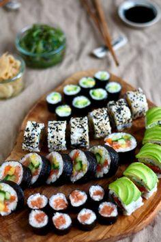 Charcuterie Board, Sushi, Mango, Cheese, Food, Manga, Essen, Meals, Yemek