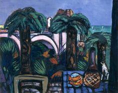 Beaulieu, 1947 Max Beckmann (Germany, 1884–1950)