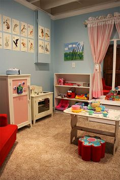 Play room ideas...