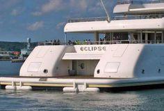 eclipse yacht in dubrovnik | Abramovich Yacht