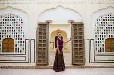 Wedding Photographer Samode Palace, Jaipur