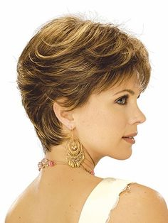 1000+ images about hair on Pinterest | Dorothy hamill, Short hair ...