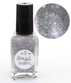 Lynnderella Limited Edition Nail Polish—December 3. Dragée Queen #Lynnderella
