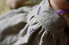 Embroidery is one of my many addictions. (via Fig&me)