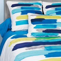 En novembre d couvrez nos nouveaut s en linge de lit - Linge de maison carre blanc ...