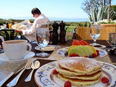 Breakfast @ Bacara Resort Santa Barbara