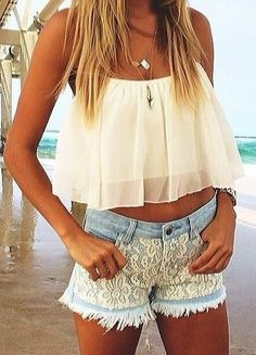 I love these shorts!
