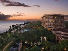 HYATT REGENCY MAUI RESORT AND SPA (Lahaina, HI) offers unlimited activities and amenities in paradise. This breathtaking resort has been awarded AAA Four Diamond Rating for 21 consecutive years and is voted a Top 10 Most Popular Honeymoon Resort in Hawaii by Conde Nast Traveler readers. Experience Hawaiian hospitality while enjoying elegant guestrooms, oceanfront spa, half-acre pool, cultural activities, penguin feedings and more.
