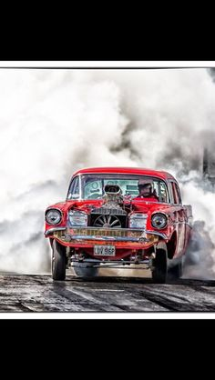 Smokin !! | Old Gasser's | Pinterest | Chevy, Cars and Muscles