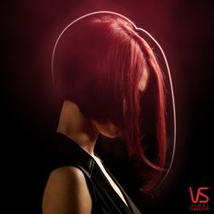 Change colors with the season. Make the transition to vibrant red hair color with Runway Red by Vidal Sassoon.