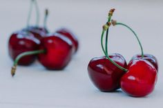 Learn the Health Benefits of Cherries