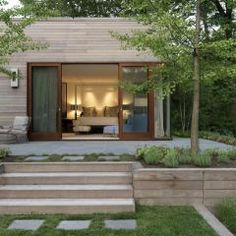 Siding. contemporary exterior by Ziger/Snead Architects