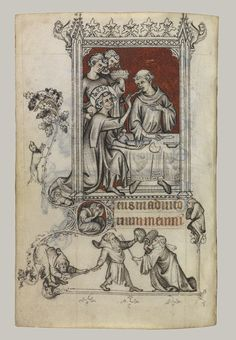Jean Pucelle: The Hours of Jeanne d'Evreux (54.1.2) | Heilbrunn Timeline of Art History | The Metropolitan Museum of Art