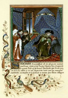 """King Charles VI (Cats Medieval)"" par Susan Herbert"