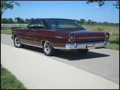 1965 Ford Galaxie 500XL 390/300 HP, 4-Speed for sale by Mecum Auction