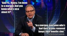 Lewis Black on Nancy Grace