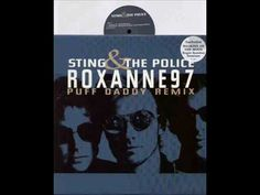 """Sting & The Police - Roxanne .... """" You don't have to sell your body to the night .."""""""