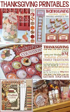 Come see over 100 free printables AND visit my store for more. including planners, candy bar wrappers, LDS Printables and more! Thanksgiving Cookies, Thanksgiving Gifts, Thanksgiving Decorations, Fall Arts And Crafts, Holiday Crafts, Harvest Party, Creative Gift Wrapping, Fall Halloween, Party Gifts